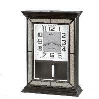 Bulova B7646 Fairfax Mantel Clock