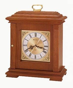 Bulova B1883 Francesca Mantel Clock