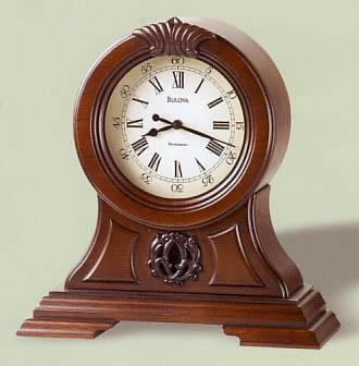 Bulova Marlborough Mantel Clock - B1998