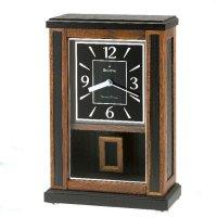 Bulova B7649 Rutledge Mantel Clock