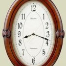 Bulova C3379 Brandon Wall Clock