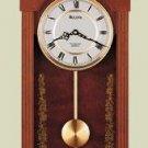 Bulova C4443 Baronet Wall Clock