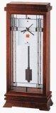 "Bulova B1839 Frank Lloyd Wright ""Willets"" Mantel Clock"