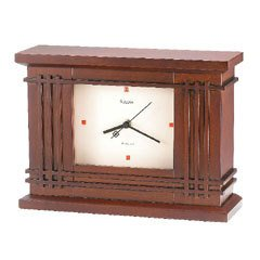 Bulova B1865 Martin House Tabouret Clock