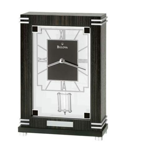 Bulova B7647 Savoy Mantel Clock
