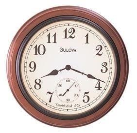 Bulova Richmond Wall Clock C4447