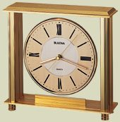 Bulova Grand Prix Table Clock B1700