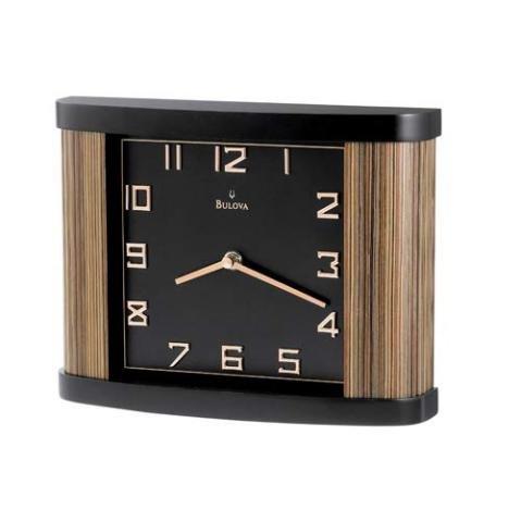 Bulova Sierra Mantel Clock B7342