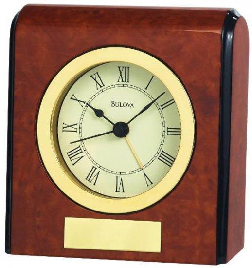Bulova B2520 Denfield Maritime Clock
