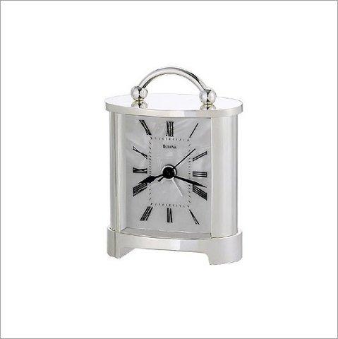 Bulova B2634 Regent Mantel Clock