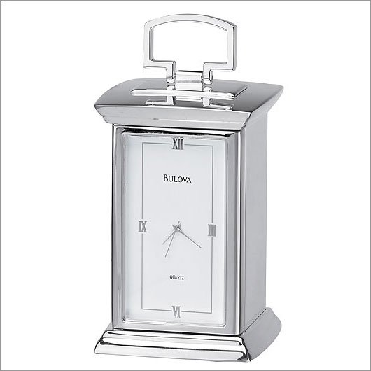 Bulova B2695 Wellesley Carriage Clock