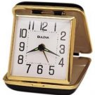 Bulova B6112 Reliable II Travel Clock