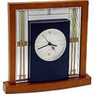 Bulova Willits Table Clock - B7756