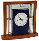 Bulova Willits Table Clock - B7756