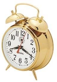 Bulova B8124 Bellman Mantel Clock