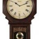 Bulova C3543 Ashford Wall Clock