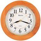 Bulova C4461 Madeline Honey Wall Clock