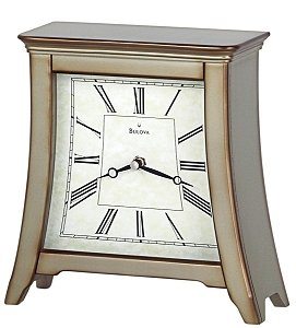 Bulova Fontana Table Clock B2755