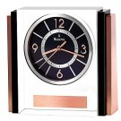 Bulova Affinity Table Clock B9852