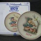 1979 Goebel M.I. Hummel Annual Plate