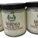 Pure Moringa Body Butter Lotion - Hi-Potency African Grown
