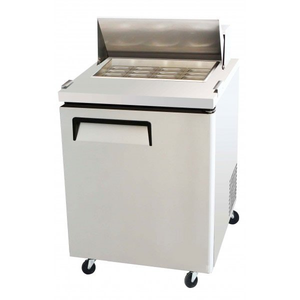MSF8305 Commercial Stainless Steel Refrigerated Sandwich Salad Prep Table
