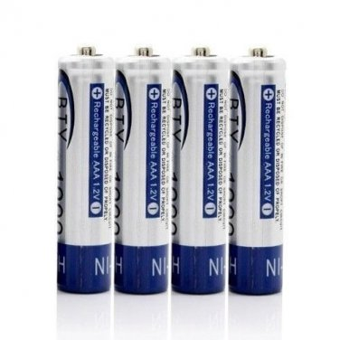 RECHARGEABLE BATTERY PACK TRIPLE A AAA 600MAH 1.2V FOR PANASONIC CORDLESS PHONE