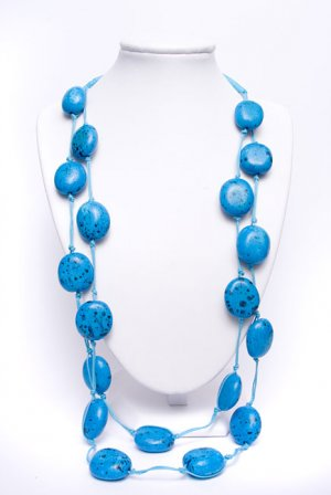 Speckled Necklace