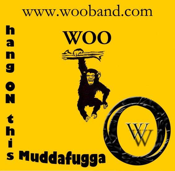 WOO - Monkey - Size: X-Large