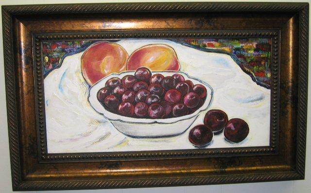 Peaches & Cherries