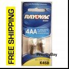 Rayovac 4AA 4C 4D 4.8V Flashlight Bulbs K4SB Replacement Bulb - 2 Pack - NEW