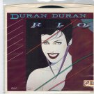 Duran Duran - Rio 45 RPM Record + PICTURE SLEEVE