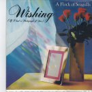 A Flock Of Seagulls - Wishing 45 RPM Record + PICTURE SLEEVE