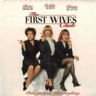 The First Wives Club LASERDISC NEW SEALED Goldie Hawn Bette Midler