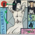 Culture Club - It's A Miracle 45 RPM Record + PICTURE SLEEVE