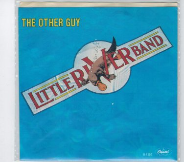 Little River Band - The Other Guy 45 RPM Record + PICTURE SLEEVE