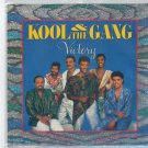 Kool & The Gang - Victory 45 RPM Record + PICTURE SLEEVE