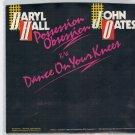 Hall & Oates - Possession Obsession 45 RPM Record + PICTURE SLEEVE