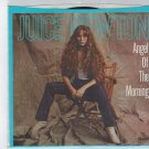 Juice Newton - Angel Of The Morning 45 RPM Record + PICTURE SLEEVE