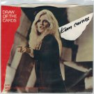 Kim Carnes - Draw Of The Cards 45 RPM Record + PICTURE SLEEVE