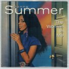 Donna Summer - The Woman In Me 45 RPM Record + PICTURE SLEEVE