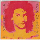 Billy Squier - Rock Me Tonight 45 RPM Record + PICTURE SLEEVE