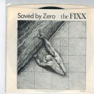 The Fixx - Saved By Zero 45 RPM Record + PICTURE SLEEVE