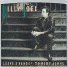 Billy Joel - Leave A Tender Moment Alone 45 RPM Record + PICTURE SLEEVE