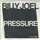 Billy Joel - Pressure 45 RPM Record + PICTURE SLEEVE