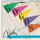 Go Go's - Vacation 45 RPM Record + PICTURE SLEEVE