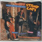 Stray Cats - She's Sexy & 17 45 RPM Record + PICTURE SLEEVE