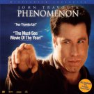 Phenomenon LASERDISC NEW SEALED John Travolta