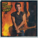 Bruce Springsteen - I'm On Fire 45 RPM Record + PICTURE SLEEVE