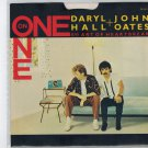 Hall & Oates - One On One 45 RPM Record + PICTURE SLEEVE